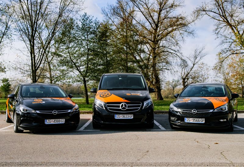 Taxi in Zagreb - Ride your way