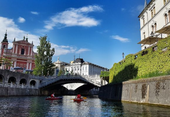Top 3 Trips in Slovenia
