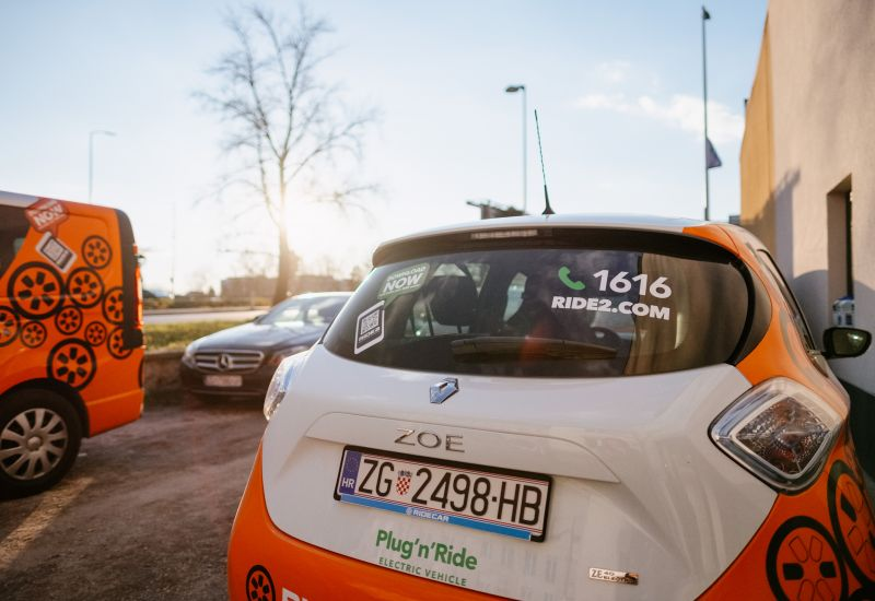 Electric Vehicle – For Environmental Protection and the Planet's Future