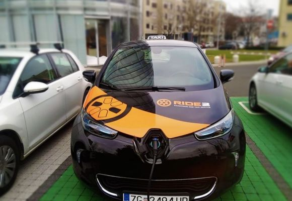 Electric vehicle charging stations soon on every corner